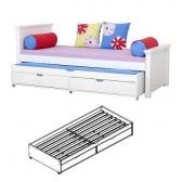 DELUX ištraukiama lova