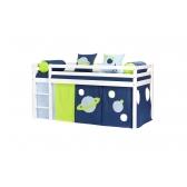 Pusaukštė lova BASIC (200 x 90 cm)