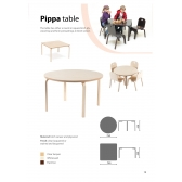 Tarmeko PIPPA kolekcijos baldai