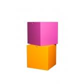 Dėžė žaislams Cube