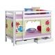 Dviaukštė PREMIUM, modulinė lova (200x90)